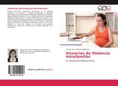 Vivencias de Violencia Intrafamiliar kitap kapağı