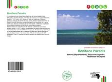 Bookcover of Boniface Paradis