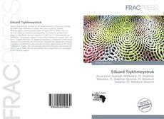 Eduard Tsykhmeystruk kitap kapağı