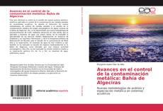 Avances en el control de la contaminación metálica: Bahía de Algeciras的封面