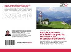 Capa do livro de Red de Sensores Inalámbricos para la Detección de Incendios Forestales
