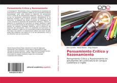 Capa do livro de Pensamiento Crítico y Razonamiento