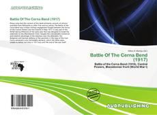 Battle Of The Cerna Bend (1917)的封面