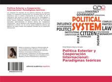 Portada del libro de Polìtica Exterior y Cooperación Internacional: Paradigmas teóricos