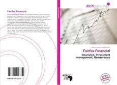 Buchcover von Fairfax Financial