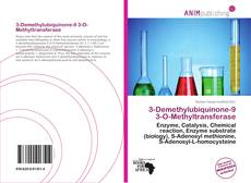 Bookcover of 3-Demethylubiquinone-9 3-O-Methyltransferase