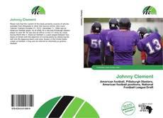 Capa do livro de Johnny Clement