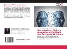 Capa do livro de Discapacidad Física y Aprendizaje Mediado por Recursos Virtuales