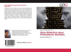 Обложка Guia Didactica para Promotores Sociales
