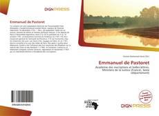 Обложка Emmanuel de Pastoret
