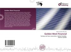 Bookcover of Golden West Financial
