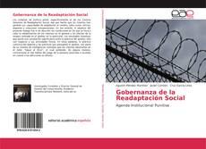Capa do livro de Gobernanza de la Readaptación Social