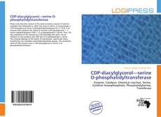 Couverture de CDP-diacylglycerol—serine O-phosphatidyltransferase