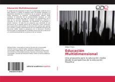 Educación Multidimensional的封面