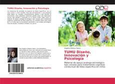 Bookcover of TUMU Diseño, Innovación y Psicología