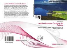 Capa do livro de Justin Germain Casimir de Selves