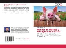 Portada del libro de Manual de Manejo y Bioseguridad Porcino
