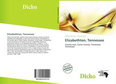 Bookcover of Elizabethton, Tennessee