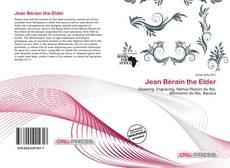 Bookcover of Jean Bérain the Elder