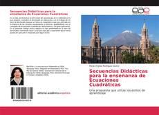 Buchcover von Secuencias Didácticas para la enseñanza de Ecuaciones Cuadráticas
