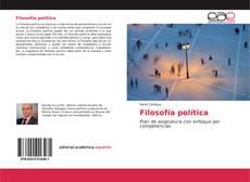 Buchcover von Filosofía política