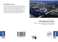 Bookcover of Chef Menteur Pass