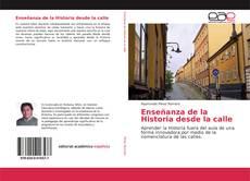 Buchcover von Enseñanza de la Historia desde la calle