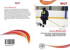 Lanny McDonald的封面