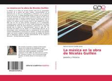 Обложка La música en la obra de Nicolás Guillén