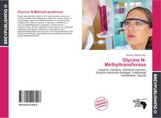 Bookcover of Glycine N-Methyltransferase