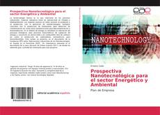 Portada del libro de Prospectiva Nanotecnológica para el sector Energético y Ambiental