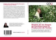 Bookcover of Modelo de las Etapas de Escritura para la Producción de Textos
