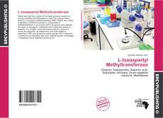 L-Isoaspartyl Methyltransferase kitap kapağı