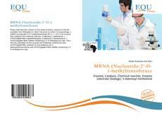 Buchcover von MRNA (Nucleoside-2'-O-)-methyltransferase