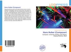 Bookcover of Hans Huber (Composer)