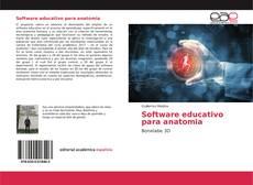 Обложка Software educativo para anatomia