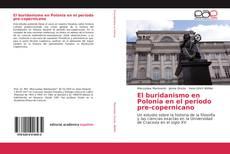 Bookcover of El buridanismo en Polonia en el período pre-copernicano