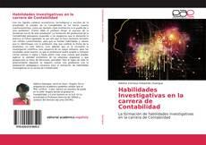 Portada del libro de Habilidades Investigativas en la carrera de Contabilidad