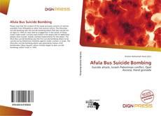 Afula Bus Suicide Bombing kitap kapağı