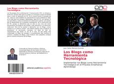 Capa do livro de Los Blogs como Herramienta Tecnológica