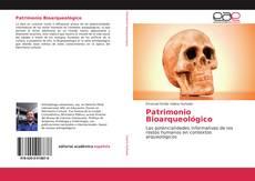 Bookcover of Patrimonio Bioarqueológico
