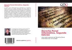 Buchcover von Derecho Penal Informático, Segunda Edición