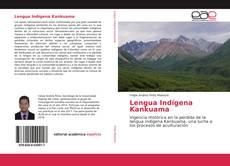 Capa do livro de Lengua Indígena Kankuama