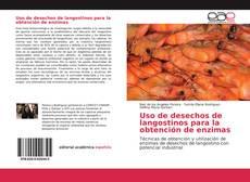 Обложка Uso de desechos de langostinos para la obtención de enzimas