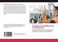 Buchcover von Gestión de Producción e Inventario.