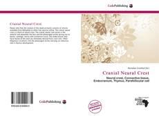 Couverture de Cranial Neural Crest