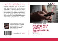 Bookcover of Traductor Móvil HANDAPP para Mejorar la Comunicación de Señas