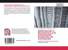 Capa do livro de Deformación y Resistencia a la Compresión: Propuesta de Correlación