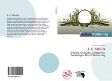 J. C. Schütz kitap kapağı