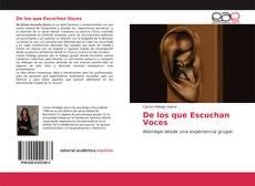 Bookcover of De los que Escuchan Voces